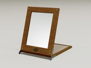 Newland, Tarlton & Co. Safari Folding Mirror