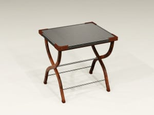 Newland, Tarlton & Co, Map Side Table - Kenya