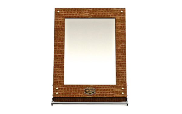 safari folding mirror - front