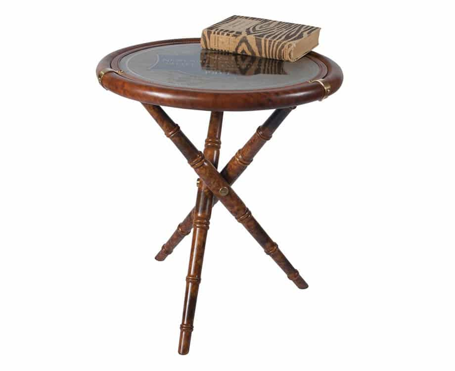 safari tripod table