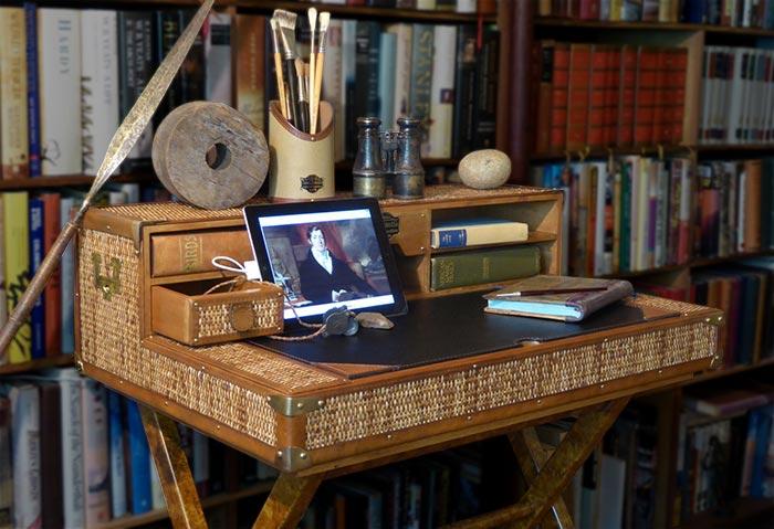 Safari Writing Desk. Safari Furniture Details