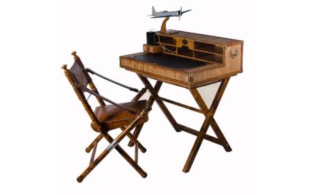 Safari Desk with Chair