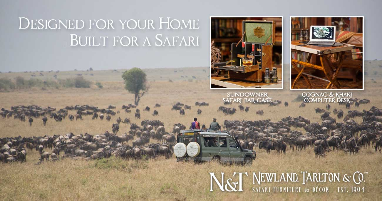 safari furniture for your home