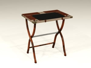 Newland, Tarlton & Co. Safari Writing Desk - Khaki