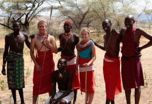 masai friends